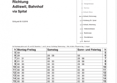 185 Eichenweg (ZIS) - Adliswil