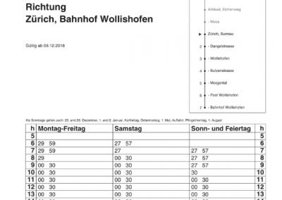 185 Sunnau (Hotel) - Wollishofen